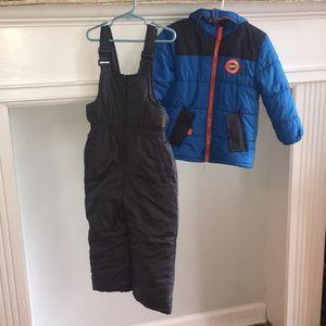 Other - Jacket & Snowsuit set
